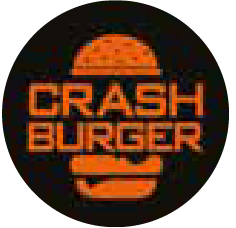 Crash burger